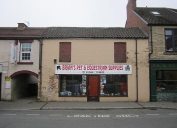 Thumbnail Retail premises for sale in Church Street, Shildon
