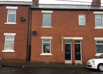 Thumbnail 2 bed terraced house to rent in Embleton Street, Seaham