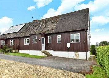 Thumbnail 3 bed semi-detached house for sale in Cheriton, Alresford, Hampshire