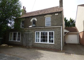Thumbnail Detached house to rent in Church Road, Winterbourne Down, Bristol
