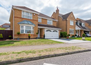 4 bed detached house for sale in Meadow Sweet Road, Rushden NN10