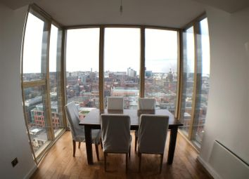 Thumbnail 2 bed flat to rent in Penthouse, West Point, Wellington Street