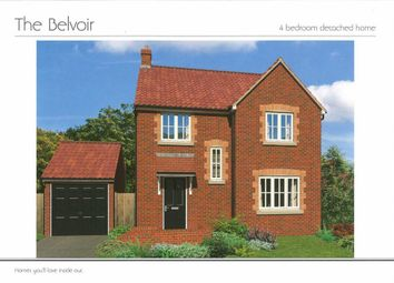 Thumbnail 4 bed detached house for sale in The Gateway, Station Road