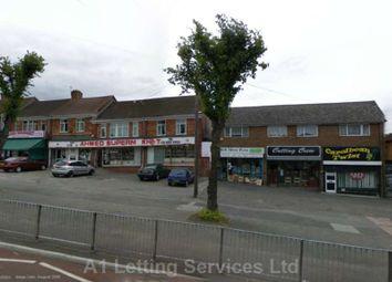 Thumbnail 2 bedroom flat to rent in Hob Moor Road, Small Heath, Birmingham