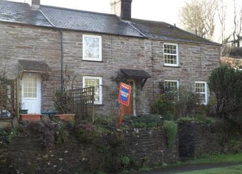 Thumbnail 2 bed terraced house for sale in Polbathic, Torpoint, Cornwall