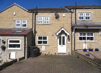 Thumbnail 2 bed terraced house for sale in Badgers Walk, Heckmondwike, West Yorkshire
