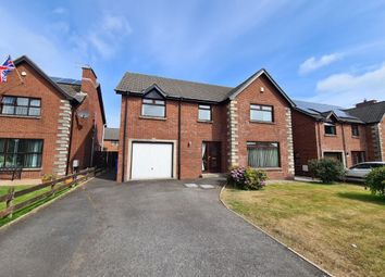 Thumbnail 4 bed detached house for sale in Rockfield, Bangor