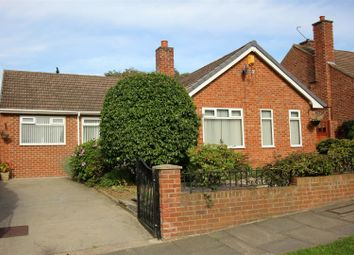 Thumbnail 2 bed detached bungalow for sale in Wycliffe Way, Darlington