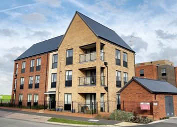 Thumbnail 1 bed flat for sale in Kerry House, Masham Way, Whitehouse, Milton Keynes
