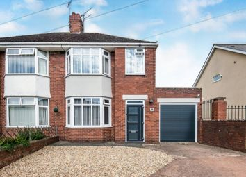 Thumbnail 3 bedroom semi-detached house for sale in Beacon Lane, Exeter