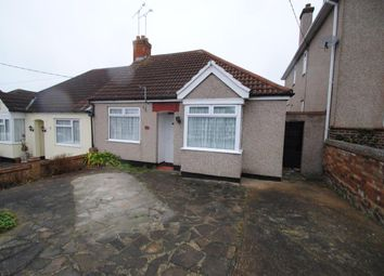 Thumbnail 2 bed semi-detached bungalow for sale in Eastwood Rise, Eastwood, Leigh-On-Sea