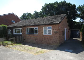 Thumbnail 2 bed semi-detached bungalow for sale in Langham Close, North Baddesley, Southampton