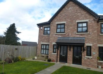 Thumbnail 3 bed semi-detached house to rent in Earlam Court, Frodsham