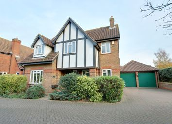 Thumbnail 4 bed detached house for sale in Alleyn Place, Westcliff-On-Sea