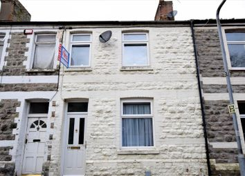 Thumbnail 2 bed terraced house for sale in Beverley Street, Barry