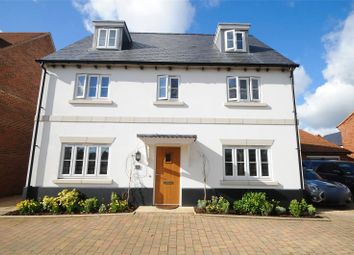 Thumbnail 5 bed detached house for sale in Kingfisher Drive, Upton, Poole, Dorset