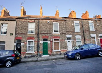 Thumbnail 2 bedroom terraced house to rent in Albany Street, York