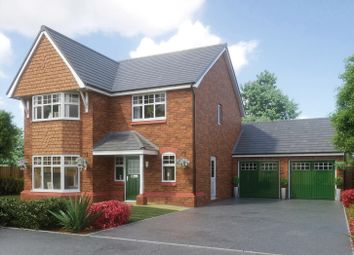 Thumbnail 4 bed detached house for sale in The Melton, Milard Grange, Off Thorn Road
