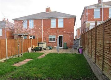 Thumbnail 3 bedroom semi-detached house for sale in Bradford Road, Weymouth