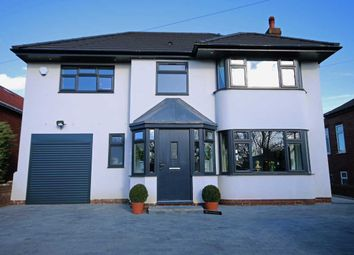 Thumbnail 4 bed detached house for sale in Dog Kennel Hill, Kiveton Park Station