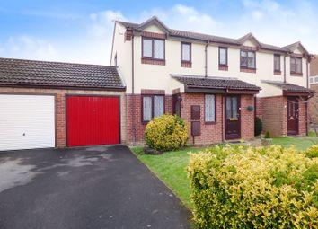 Thumbnail End terrace house for sale in Satinwood Close, Bognor Regis