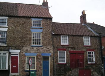 Thumbnail 3 bed town house for sale in Commercial Street, Norton, Malton