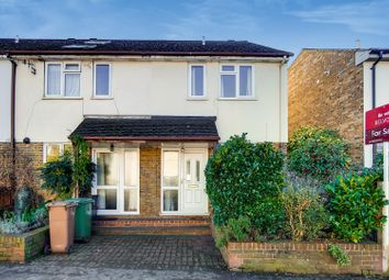 Thumbnail 2 bed end terrace house for sale in Lower Road, Sutton