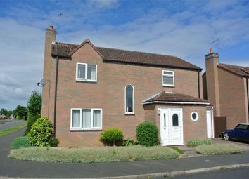 Thumbnail 4 bed detached house for sale in 81 Saxon Way, Bourne, Lincolnshire