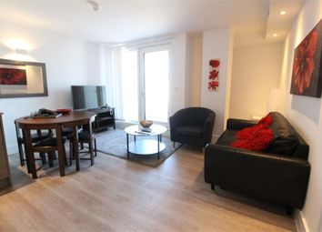 Thumbnail 2 bed flat to rent in Station Road, Edgware, Middlesex