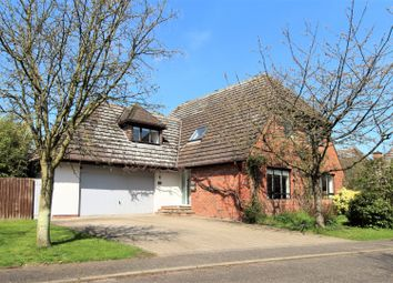 Thumbnail 5 bed detached house for sale in Searles Meadow, Cambridge