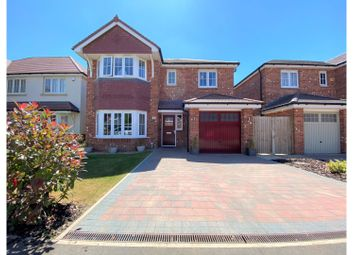 Thumbnail 4 bed detached house for sale in Paddock Road, Sandbach