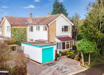 Thumbnail 3 bed link-detached house for sale in Brambling Way, Oadby, Leicester