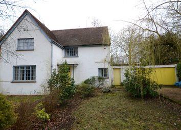 Thumbnail 3 bed detached house for sale in Woodlands Avenue, Winnersh, Wokingham