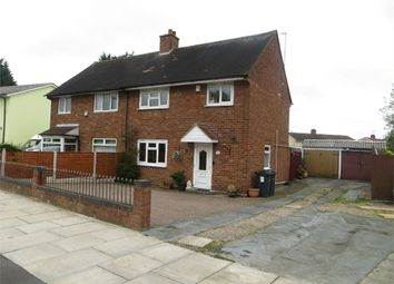 Thumbnail 3 bed semi-detached house for sale in Bellevue Road, Sheldon, Birmingham, West Midlands