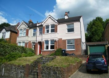 Thumbnail 5 bed semi-detached house for sale in Croydon Road, Caterham, Surrey