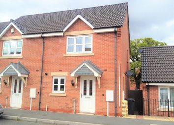 Thumbnail 2 bed semi-detached house for sale in Brompton Road, Hamilton
