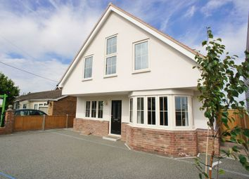 Thumbnail 4 bedroom detached house for sale in St. Mary's Road, Aingers Green, Gt Bentley