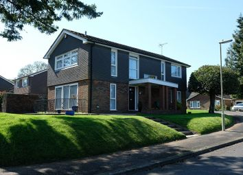 Thumbnail 4 bed detached house for sale in Knights Way, Alton, Hants