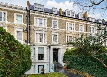 Thumbnail 4 bed flat for sale in Elsham Road, London