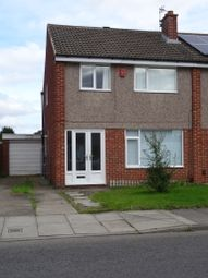 Thumbnail 3 bed semi-detached house to rent in Brechin Drive, Thornaby, Stockton-On-Tees