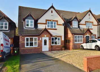Thumbnail 3 bedroom detached house for sale in Halecroft Avenue, Wednesfield, Wolverhampton