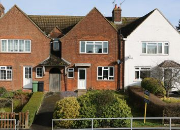 Thumbnail 3 bed terraced house for sale in Kingsclere Road, Town Centre, Basingstoke
