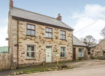 Thumbnail 4 bed property for sale in Bodmin, Cornwall, House