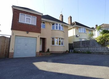 Thumbnail 4 bedroom detached house for sale in Trewartha Park, Weston-Super-Mare