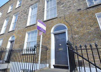 Thumbnail 3 bedroom flat to rent in Myddelton Street, London