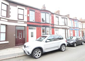 Thumbnail 3 bed terraced house to rent in Orleans Road, Old Swan, Liverpool