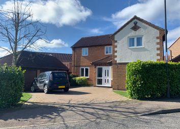 Thumbnail 4 bed detached house for sale in Chiltern Drive, West Hallam, Ilkeston