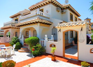 Thumbnail 2 bed town house for sale in Calle Castillo De Penella, Orihuela Costa, Alicante, Valencia, Spain
