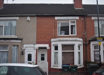 Thumbnail 4 bed terraced house to rent in Humber Avenue, Coventry, West Midlands