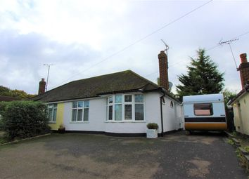 Sherwood Crescent, Benfleet, Essex SS7. 2 bed bungalow